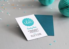 Slik Letterpress-Box