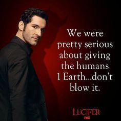 Lucifer - TV Series