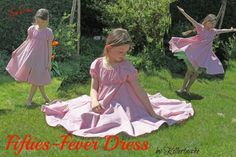 JoLou: Fifties-Fever Kleid und/oder Petticoat