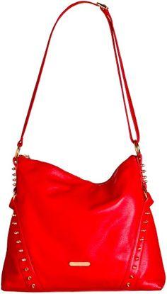 Darlene Tote - Red By Elizabeth Laine Handbags $495.00