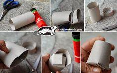 Caneca de rolo de papel higiênico p.1