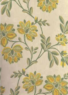 archive trails little greene #littleegreene #wallpaper #homedecor #floral