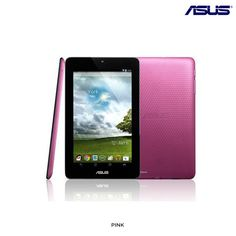 """ASUS MeMO Pad Google Android 4.1 OS 1GHz 16GB 7"""" Tablet PC & Asus Turn Case - Assorted Colors"""