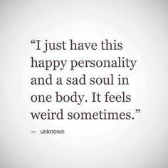 Pretty much describes me