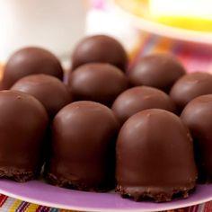 Bouchées de Chamallows® au chocolat