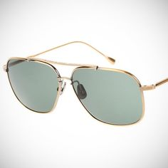 Fancy - Ryder Aviator Sunglasses by Native Sons