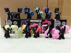 Equestria Daily: Merchandise Mini Funko Figures