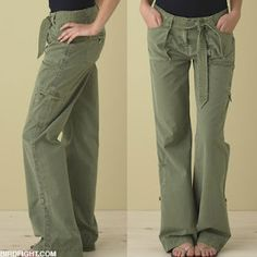 #casual comfy cargo pants