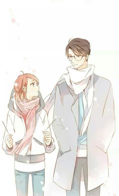 Dai dai and Xu ye Anime Couples Drawings, Anime Couples Manga, Cute Anime Couples, Anime Boys, Anime Kawaii, Anime Cupples, Manga Couple, Anime Love Couple, St Just