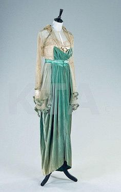 Dress  Lucile, 1913  Kerry Taylor Auctions