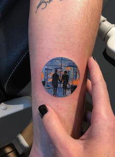 Amazing romantic forearm tattoo - 110  Awesome Forearm Tattoos  <3 <3