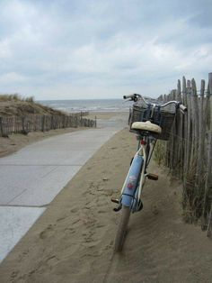 Could be Birdie's bike in the '60's when she got away to the beach to meet Henry. http://www.phyllishmoore.com