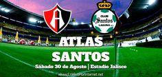 Atlas vs Santos En Vivo Sábado 30 de Agosto del 2014 Jornada 7 Liga MX Apertura 2014.   Donde ver el Atlas vs Santos En Vivo por Internet: http://envivoporinternet.net/atlas-vs-santos-en-vivo-jornada-7-liga-mx-apertura-2014/