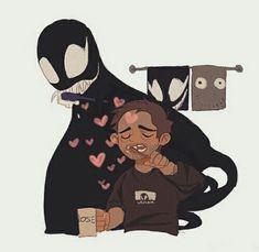 Thank you, stay. Venom Comics, Marvel Venom, Marvel Dc, Marvel Comics, Comic Superheroes, Comic Book Characters, Comic Character, Disney Characters, Spideypool