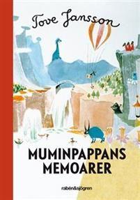 Tove Jansson Muminpappans memoarer