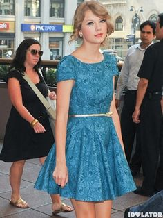 Taylor Swift Is Mildly Amused With NYC (PHOTOS) - 6 - Idolator