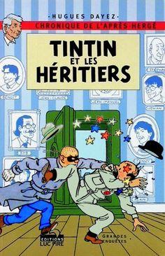 Les Aventures de Tintin - Album Imaginaire - Tintin et les Héritiers