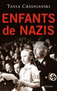 Couverture du livre : Enfants de nazis