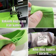 Här hittar du unika kläder till lika unika barn - handgjorda kläder i härligt mjuka tyger.