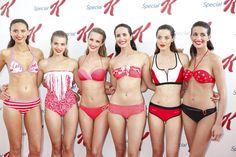 'Descúbrete', la nueva #colección de #baño de Special K #specialk #swimwear #bikinis #moda #verano #playa #noelialopez #aidaartiles