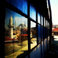 reflection-istanbul-old city