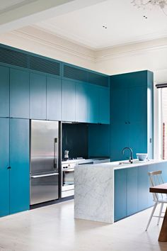 Kitchen Cabinet Colors That Unexpectedly Work | Apartment Therapy