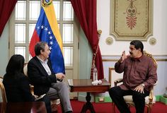 Presidente Maduro: Mesa de diálogo con la oposición se irá consolidando