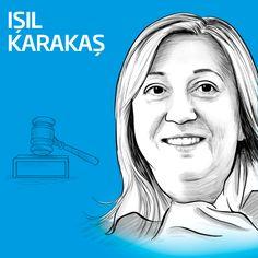 Hukukta onunla önemli adımlar atıldı. #IşılKarakaş #kadınlargünü #womensday