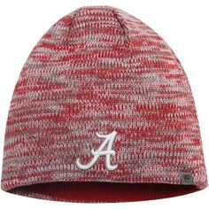 c40b69d5944 Alabama Crimson Tide Top of the World Glaze Knit Beanie - Crimson