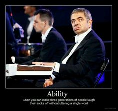 Love Mr Bean