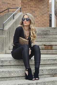 spring, black. fashion,