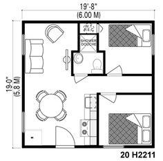 Laprise Habitaflex affordable housing.| Maison Laprise - Prefabricated Homes…