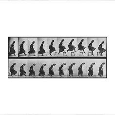 Edward Muybridge Eadweard Muybridge, Animation, Activities, Illustration, Walking, Photography, Magazine, Image, Collection