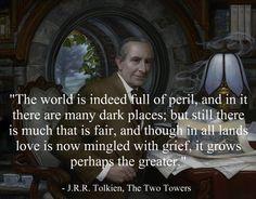 From My Bookshelf – Author J.R.R. Tolkien