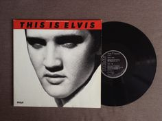 Elvis Presley 'This Is Elvis', 1983, Double Vinyl LP