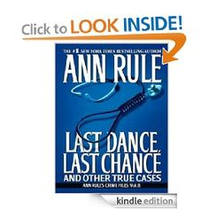 True crime, especially Anne Rule, is another passion.  I'm fascinated with the workings of the criminal mind.  I also have the entire, really grim Chelesea Cain series about a detective obsessed with a female serial killer.