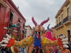 Celebración del 485 Aniversario de la Ciudad de Oaxaca