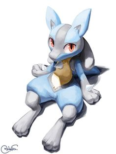Lucario Pokemon, Ash Pokemon, Pokemon Fan Art, Pokemon Stuff, Cool Pokemon, Best Pokemon Ever, Pikachu Art, Fursuit, Cartoon Drawings