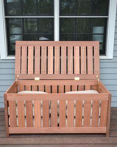 15 best outdoor storage boxes images furniture farmhouse decor rh pinterest com