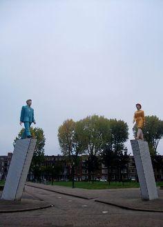bij het Zuidplein  Rotterdam