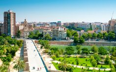A guide to short breaks in Valencia, Spain, including the best restaurants,   hotels and things to do