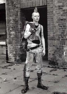 Some Punk bloke