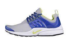 Image of Nike Air Presto Cyber Yellow/Hyper Blue