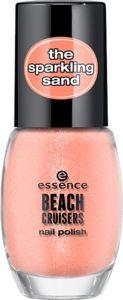 beach cruisers - nail polish 02 girls just wanna have SUN! - essence cosmetics