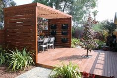 Decks and Patio With Pergolas | DIY Shed, Pergola, Fence, Deck & More Outdoor Structures | DIY