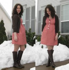 DIY Maternity blog.  Tutorials and tips for designing and making your own maternity wear.  They have patterns too!