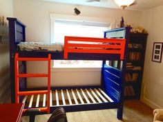 Bunk Beds | Do It Yourself Home Projects from Ana White
