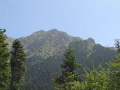 Kaliakouda Mountain - Karpenisi