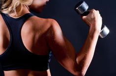 How To Get Thin And Toned Arms - Lean Curves