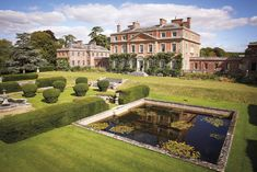 11 bedroom detached house for sale in Trafalgar Park, Downton, Salisbury, Wiltshire, - Rightmove. English Architecture, Classical Architecture, English Manor Houses, English Country Manor, Mansions For Sale, Villas, Country Estate, Narnia, Detached House